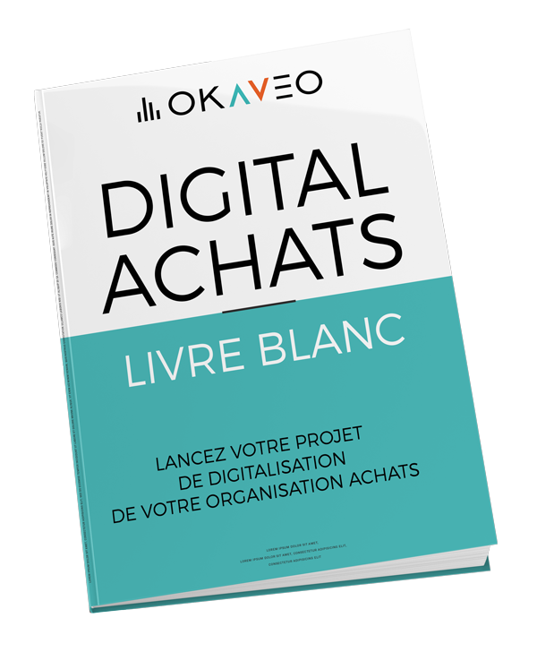 Livre blanc digital achats Okaveo
